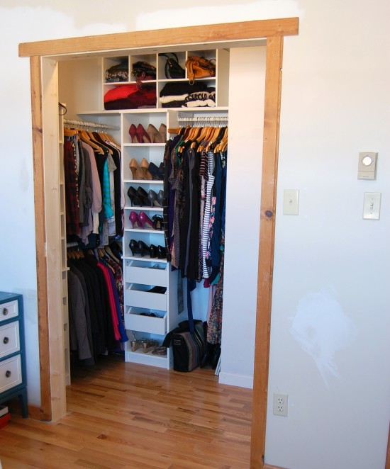 Master Closet Renovation 1