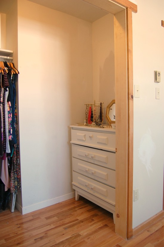 Master Closet Renovation 2