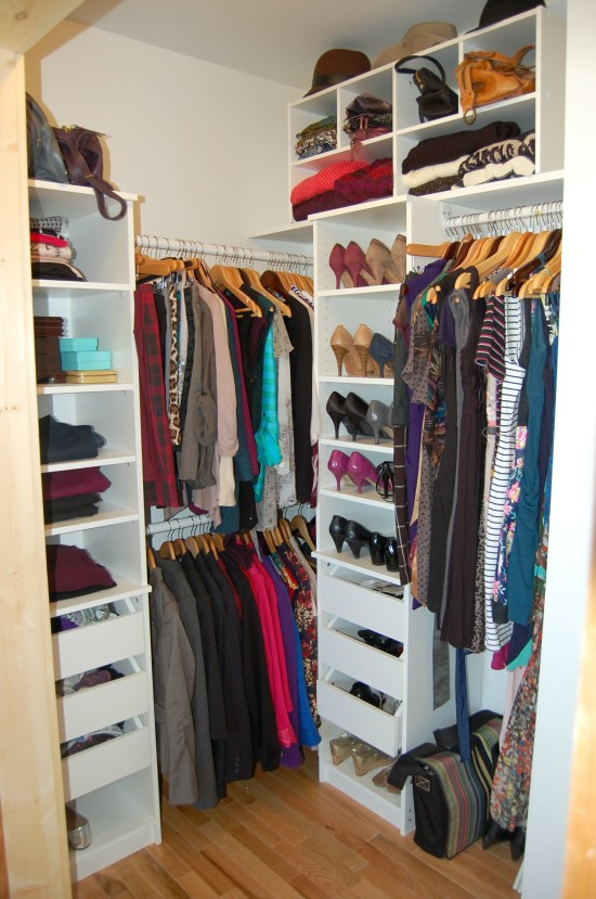 Master Closet Renovation 3