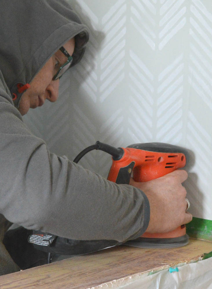 Wood Cut list to DIY A Changing Table Topper