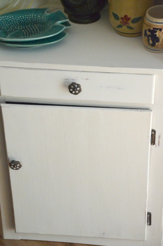 How to use leftover paint Copper Hardware
