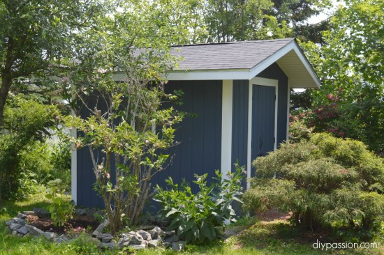 how to paint a shed 10, outdoor shed paint
