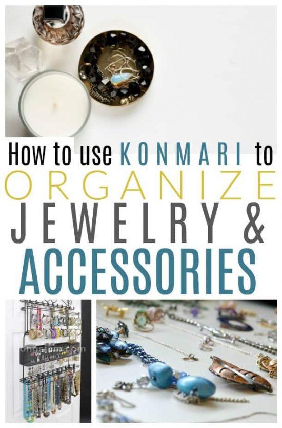 Organize Jewelry