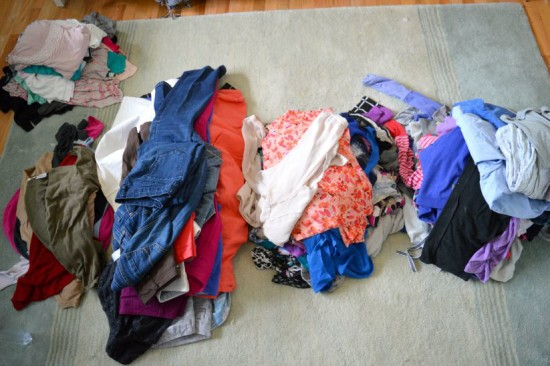 KonMari Clothes 1