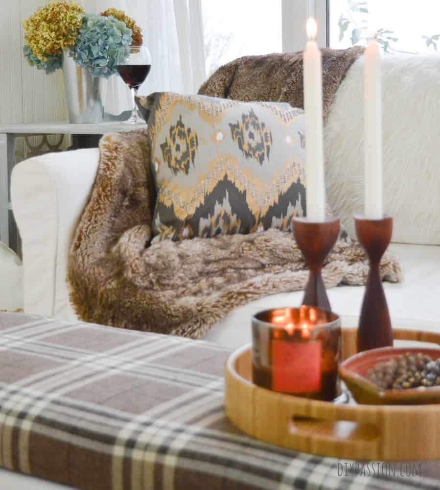 Diy Home Decor Fall Home Tour: Simple And Easy Fall Decor