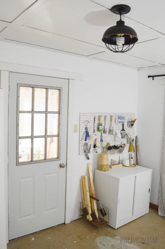 Studio Makeover with new Industrial Style Lighting