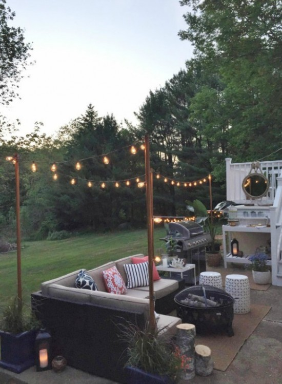 Lowes-Spring-Makeover-Reveal-DIY-Lights-at-Night1-753x1024
