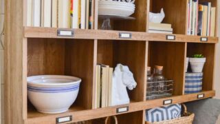 How to Style a Rustic Bookshelf like a Pro