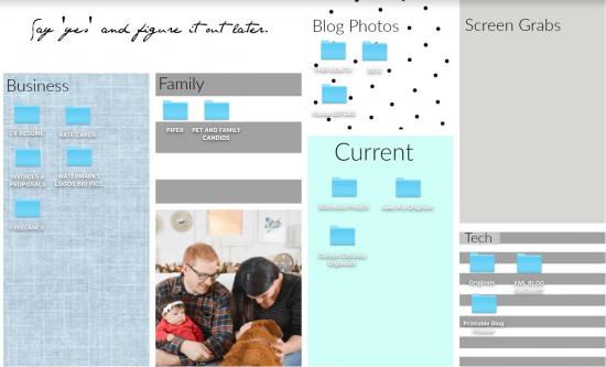 upload-your-custom-desktop-organizer-as-a-background