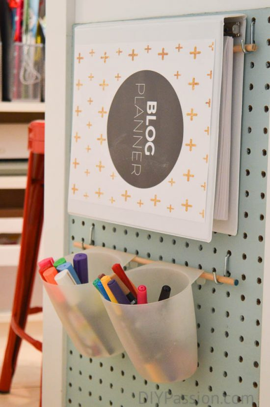 use-pegboard-on-diy-craft-cart