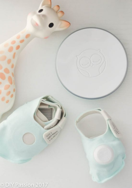 Owlet Baby Monitor with Dock