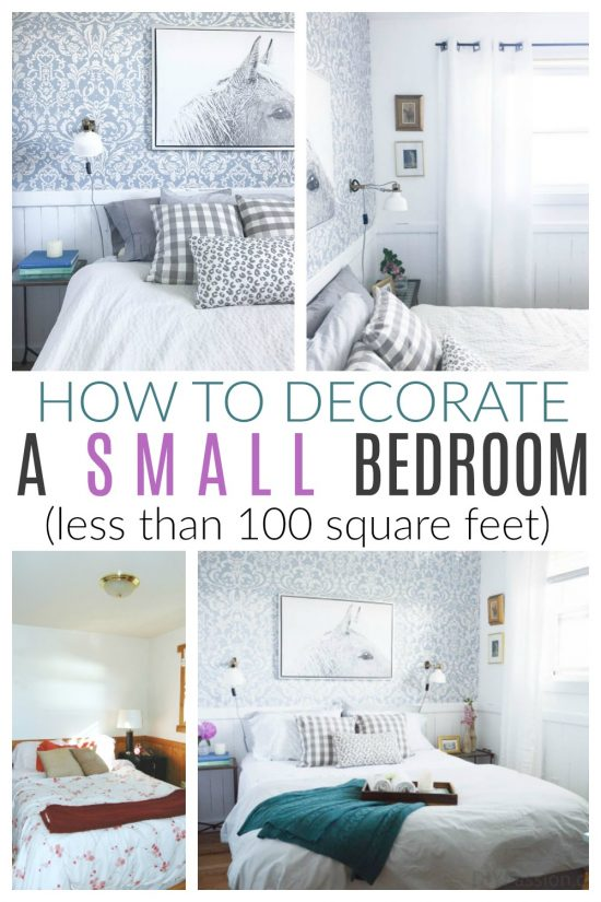 How to Organize Your Small Bedroom for Style and Function