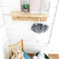 DIY Kids Wall Hooks | A Kreg Jig Project
