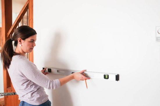 How to Hang an Instagram Photo Wall 2