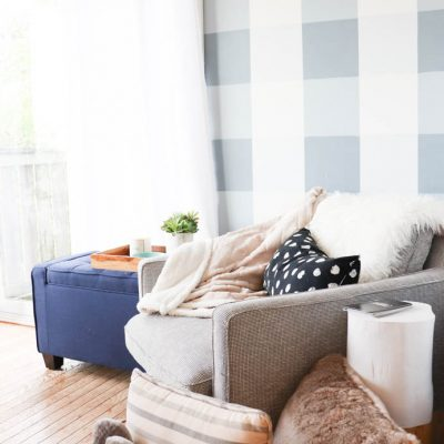 ULTIMATE GUIDE: Painting Accent Walls - DIY Passion