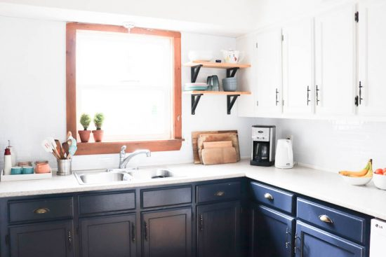 How To Live With A Small Kitchen Without Doing A Major Renovation Diy Passion
