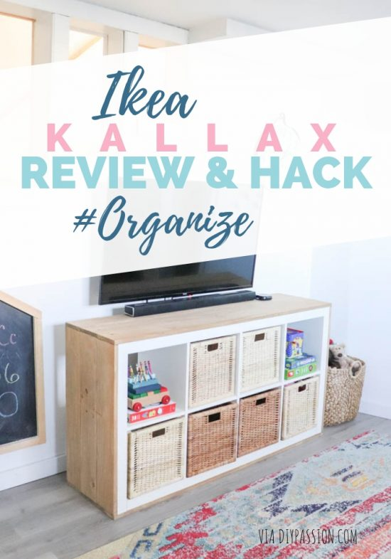 Ikea Kallax Hack And Review Diy Passion