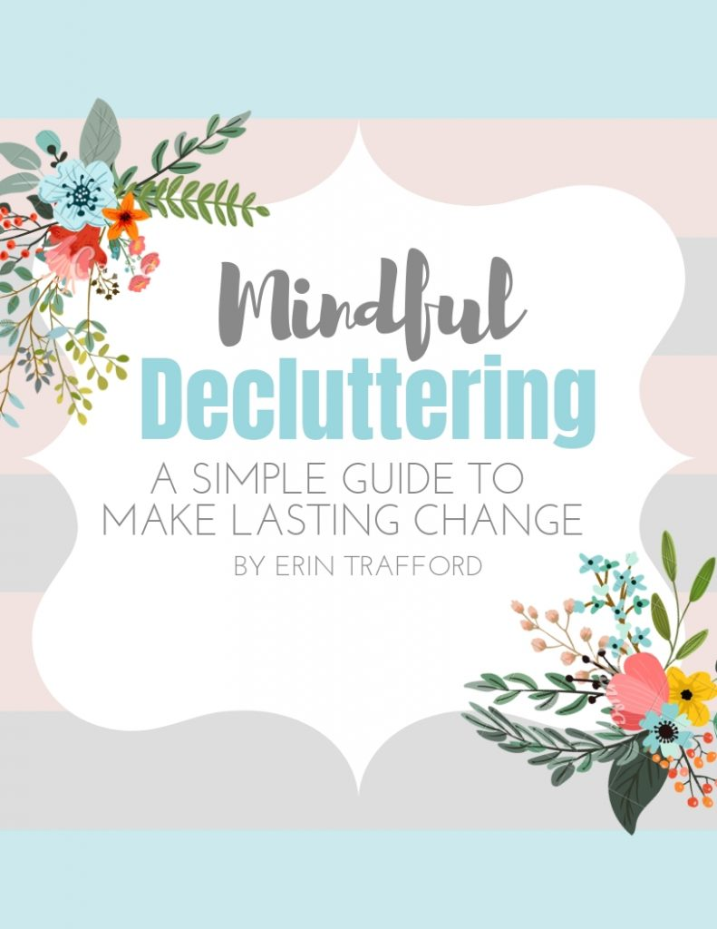 Decluttering ebook
