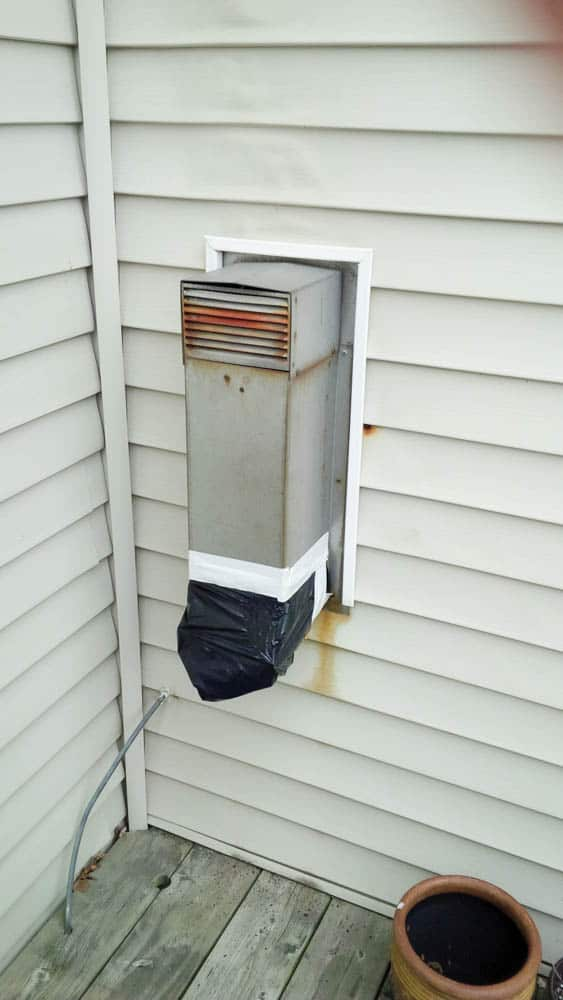 How To Repair Vinyl Siding When You Find A Giant Hole In