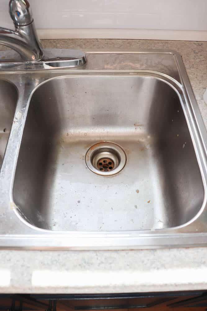 get rid of fruit flies in sink