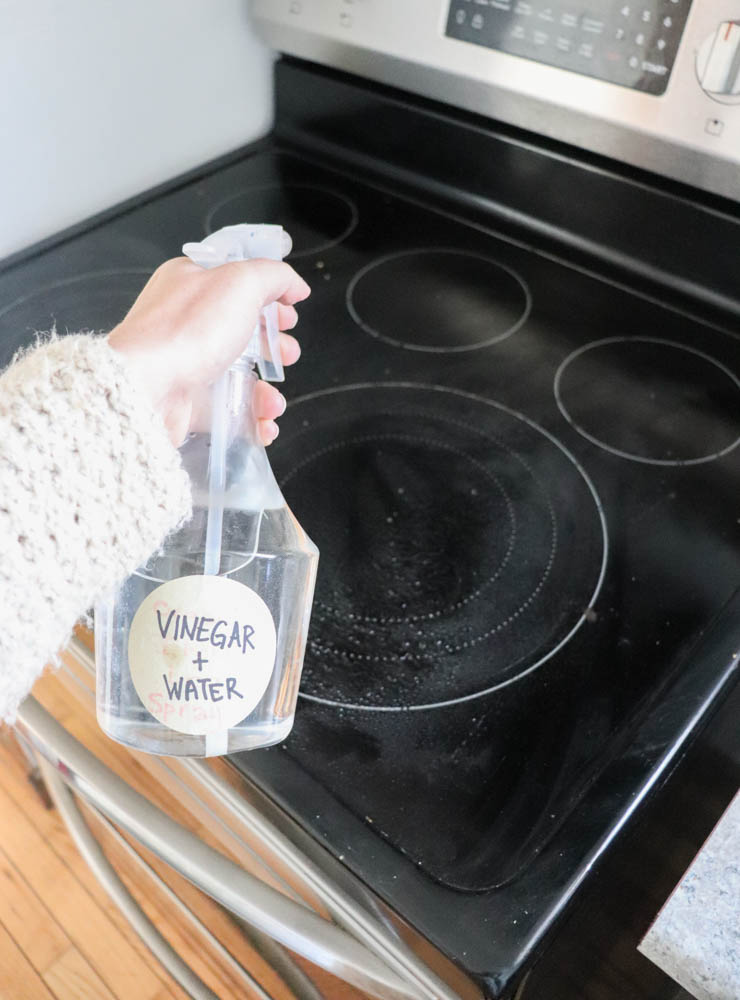 Diy Natural Glass Stove Top Cleaner How To Diy Passion