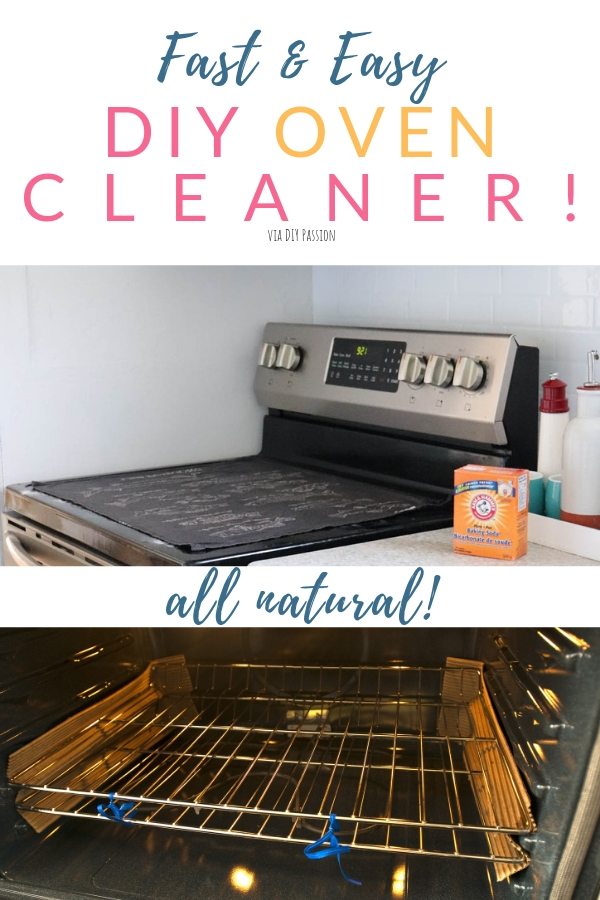 How To Clean Oven Racks Naturally Diy Passion