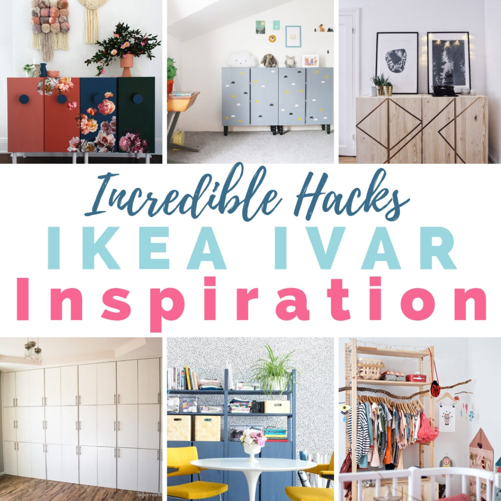 Ikea Kitchen Hacks So Your Kitchen Doesn T Look Like: Incredible Hacks Using The Ikea Ivar Cabinet