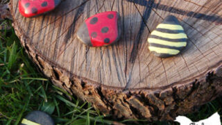 Easy DIY Garden Tic Tac Toe Game
