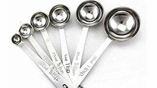 Metal Measuring Spoons
