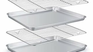 Great heavy baking pans and cookie sheets