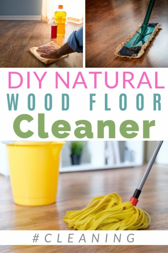 Make Your Own Diy Floor Cleaner Diy Passion