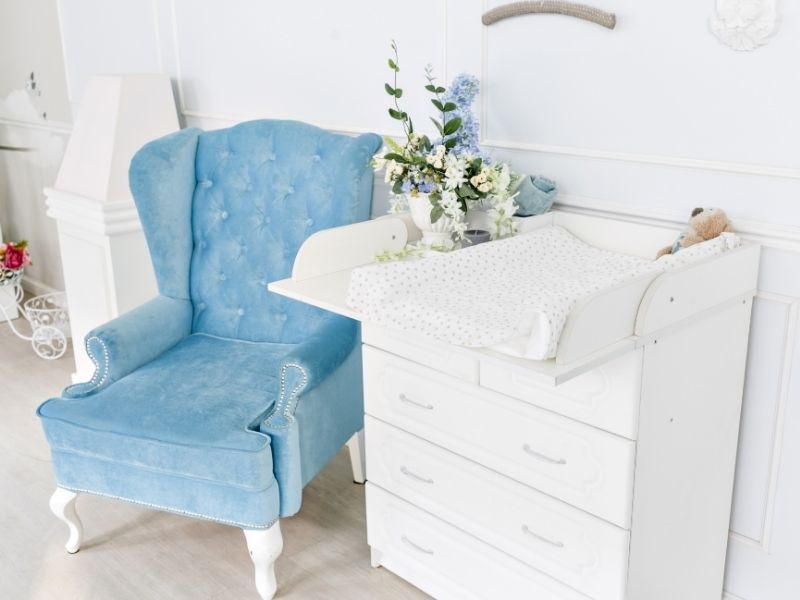 The Easiest DIY Changing Table Dresser