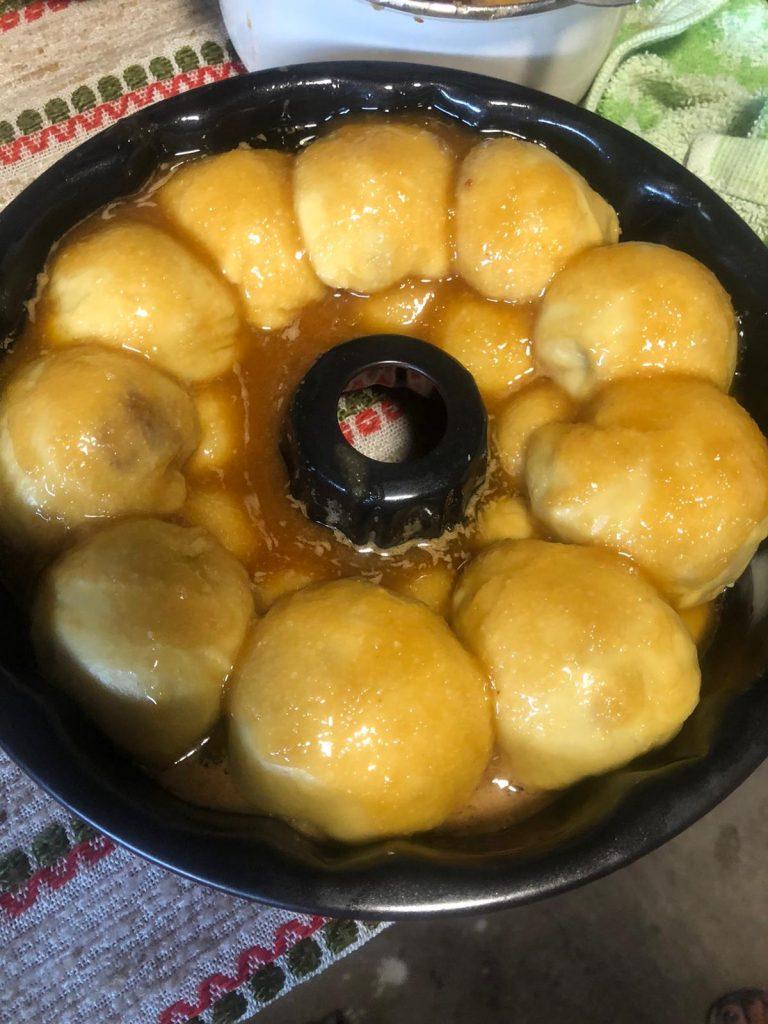 monkey bread recipe vanilla recipe butter