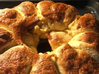 monkey bread vanilla pudding recipe post (7)